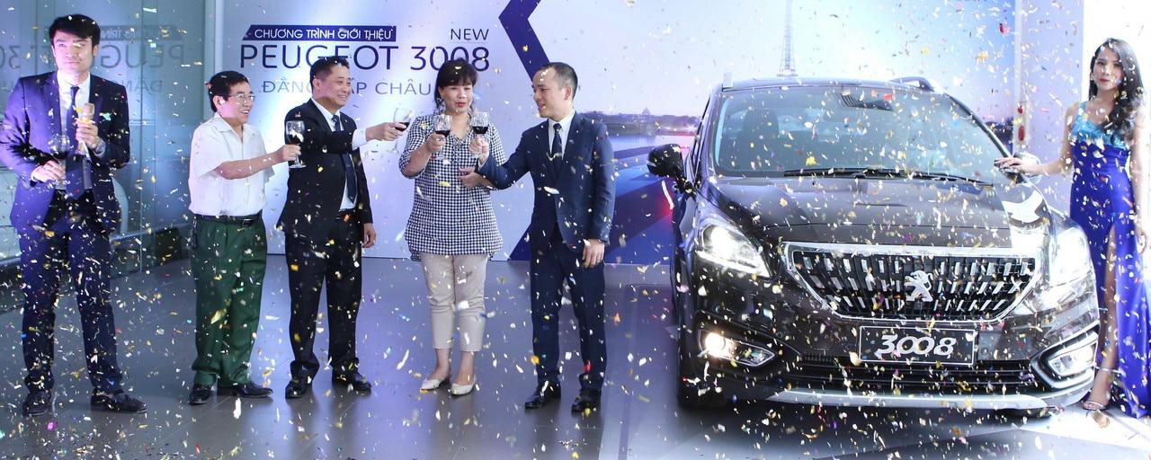 Su kien gioi thieu Peugeot 3008