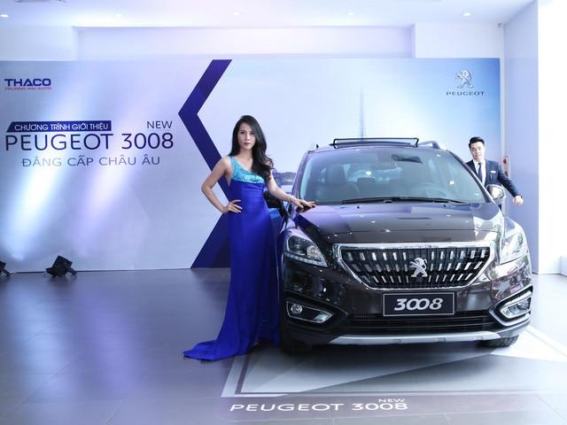 Peugeot 3008 ra mat